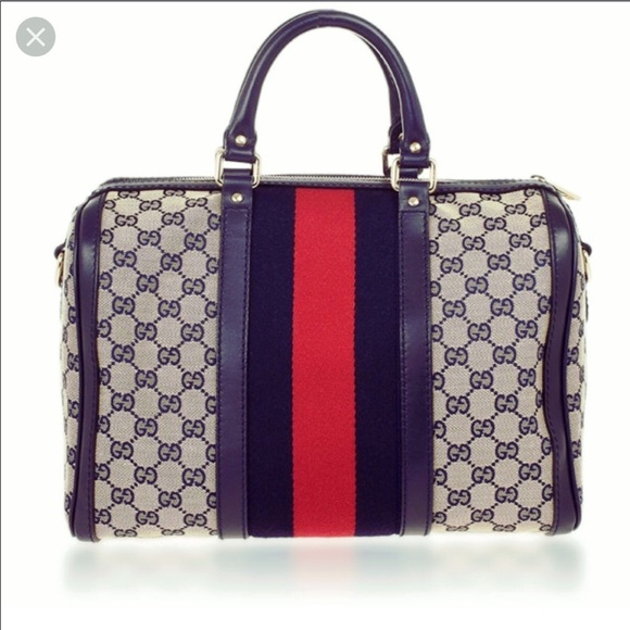 48e3745e8b27d6 Gucci Bags | Gg Canvas Boston Bag Like New Limited Ed | Poshmark